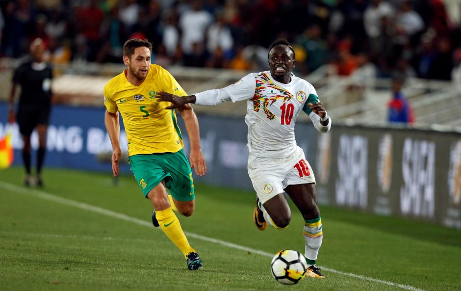 Liverpool's Mane takes Senegal to World Cup as they win away