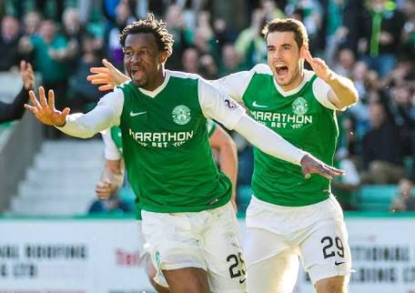 Hibbs Boss, Neil Lennon backs 'resurgent' Efe Ambrose for Nigeria recall
