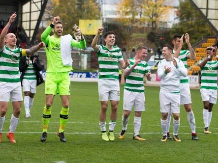 Celtic breaks 100-year-old British record as Brendan Rodgers' side make it 63 games unbeaten