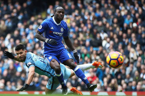BBC AWARDS: Azpilicueta has helped me become one of Africa's best – Victor Moses