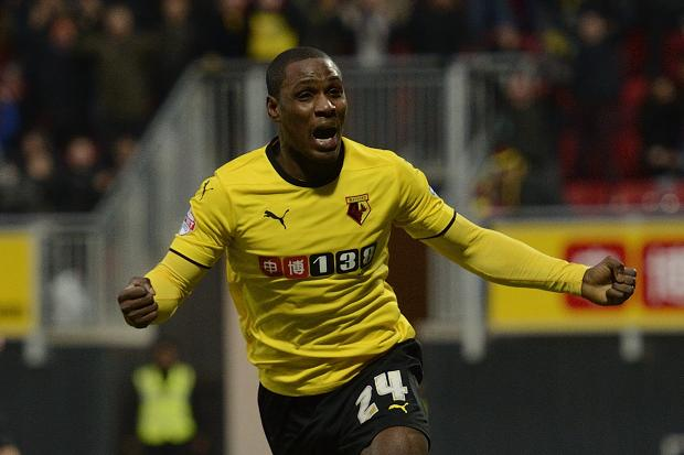 Odion Ighalo could return to premier league in January