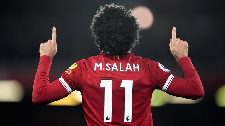 Real Madrid and Barcelona set to battle for £200million rated Mo Salah