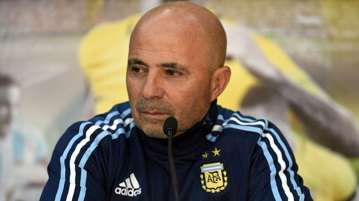 Sampaoli resigns as Argentina coach after World Cup disappointment
