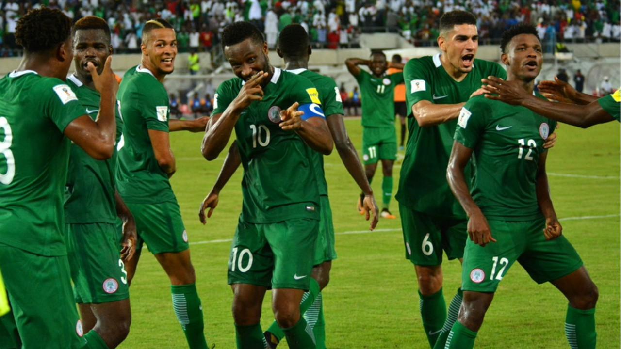 Nwosu hails Eagles, commends NFF ahead of World Cup draws