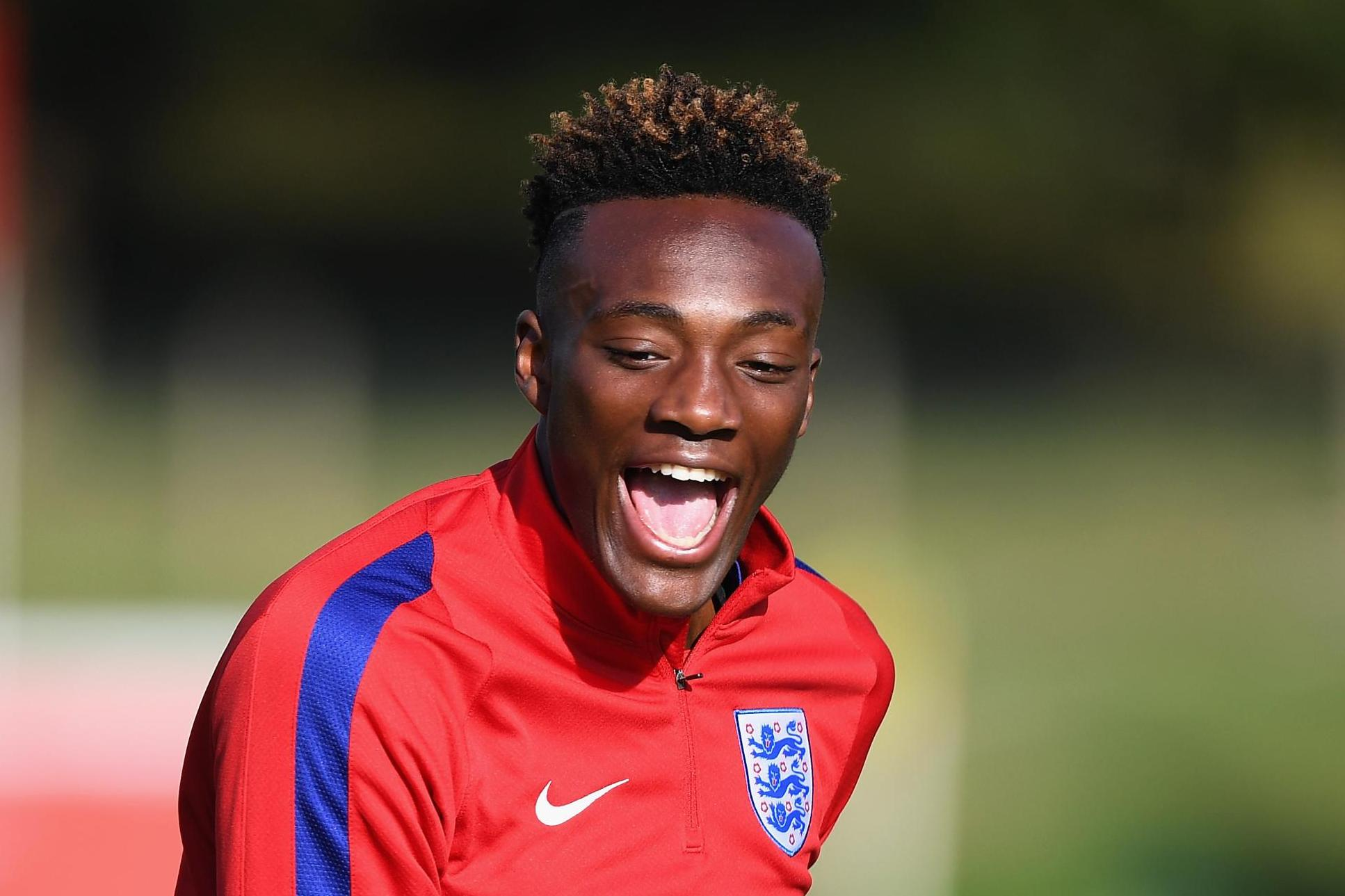 Tammy Abraham: I turned down Nigeria to pursue England dream