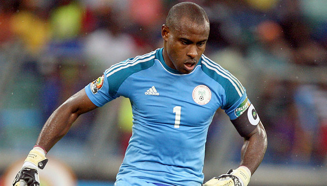 Enyeama, Ideye, Kayode & Other Super Eagles stars to miss the World Cup