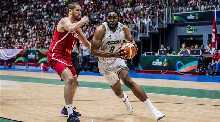 FIBA: IK Diogu reaffirmed passion for Nigeria ahead of World Cup qualifiers