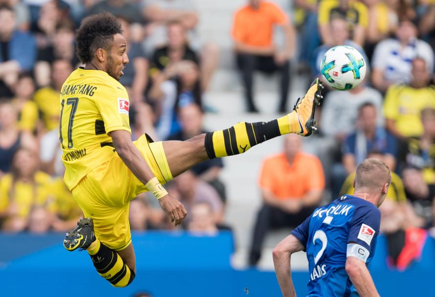 Liverpool keen on January Aubameyang deal