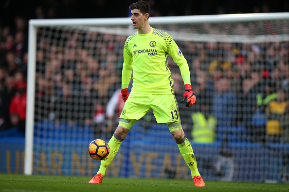 Chelsea's Courtois hints at likely La Liga return with Madrid