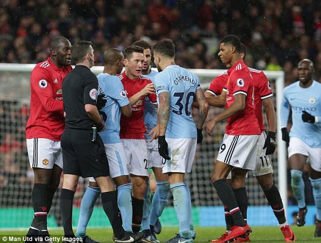FA summon United and City over post-Manchester derby fracas
