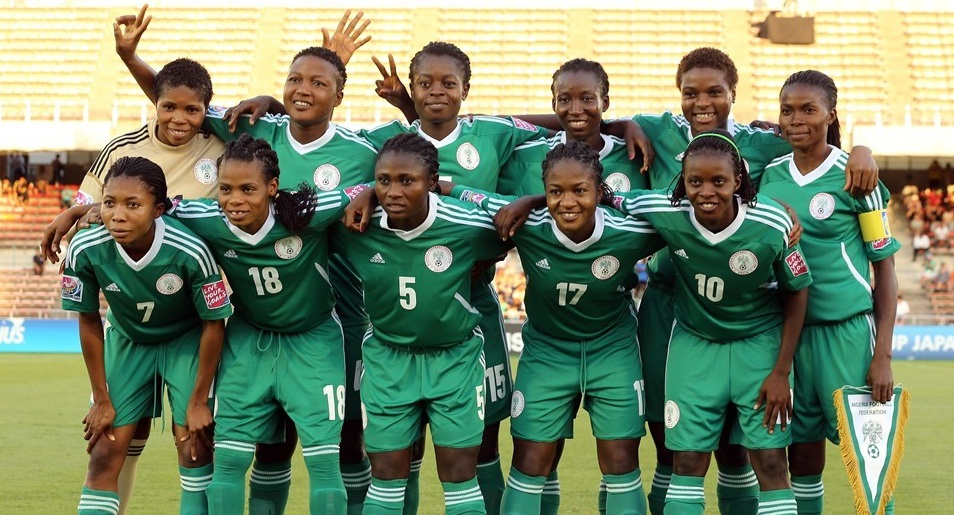 the best attitude b62c8 06ca9 FIFA U20 Women's W/Cup: Falconets ready for South Africa ...