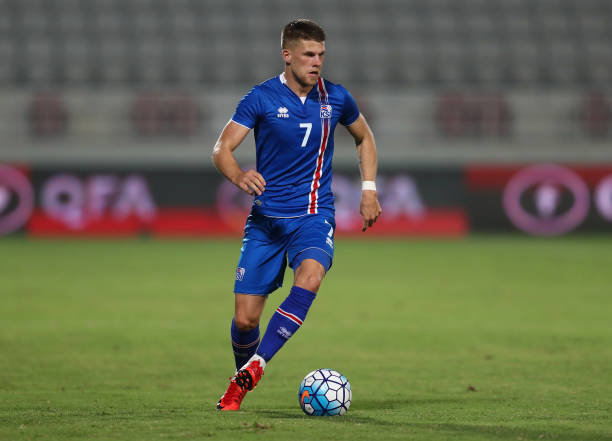 """Eagles will be tough"" – Burnley's Gudmundsson relishing Iceland's World Cup draw"