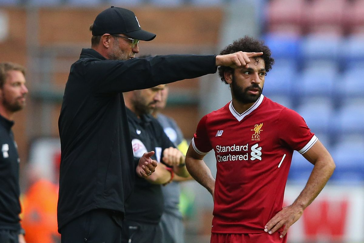 Liverpool Manager Klopp issues warning to in-form Salah