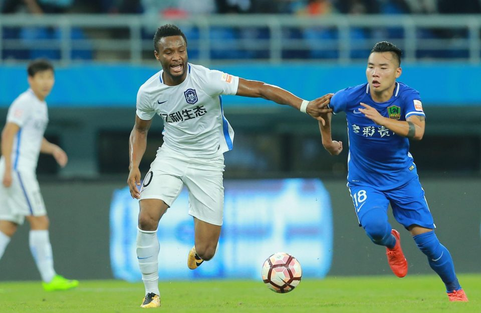 Mikel could return to EPL with Everton planning move