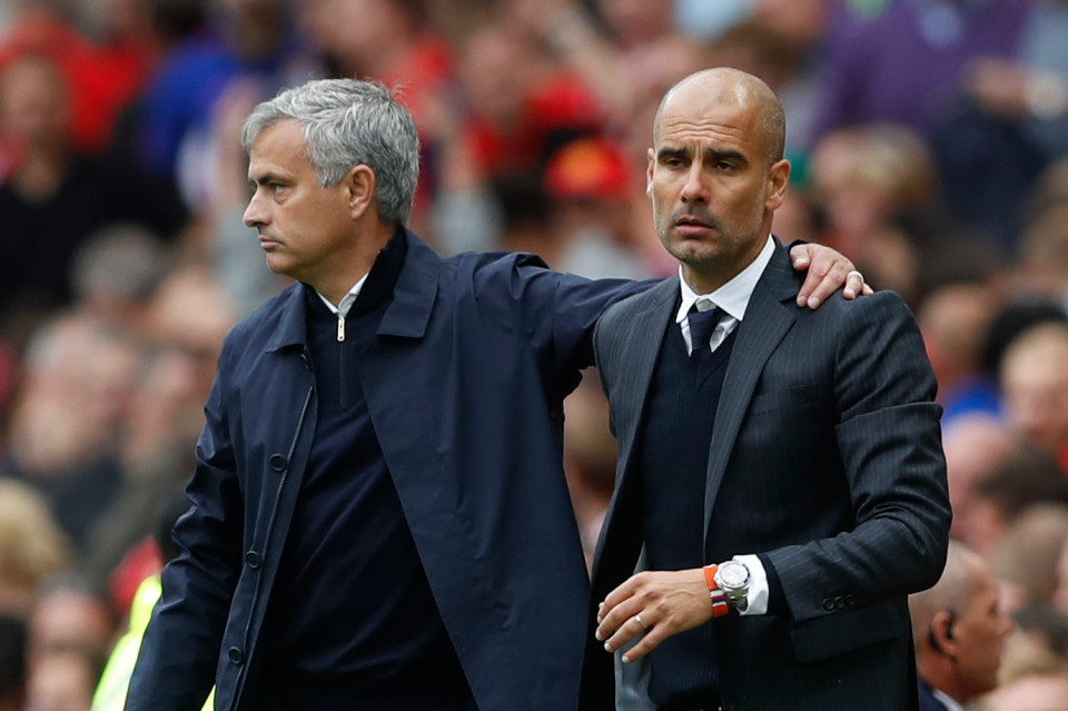 Manchester Derby: Mourinho dismisses United's height advantage over City