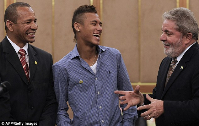 PSG's Neymar back in Brazil on personal reasons