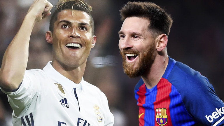 Ighalo tips Ronaldo for 2017 Ballon D'Or
