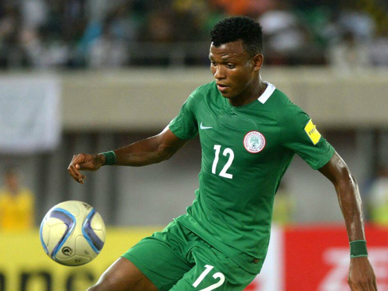 Nigeria forfeits Algeria match for fielding ineligible Abdulahi Shehu