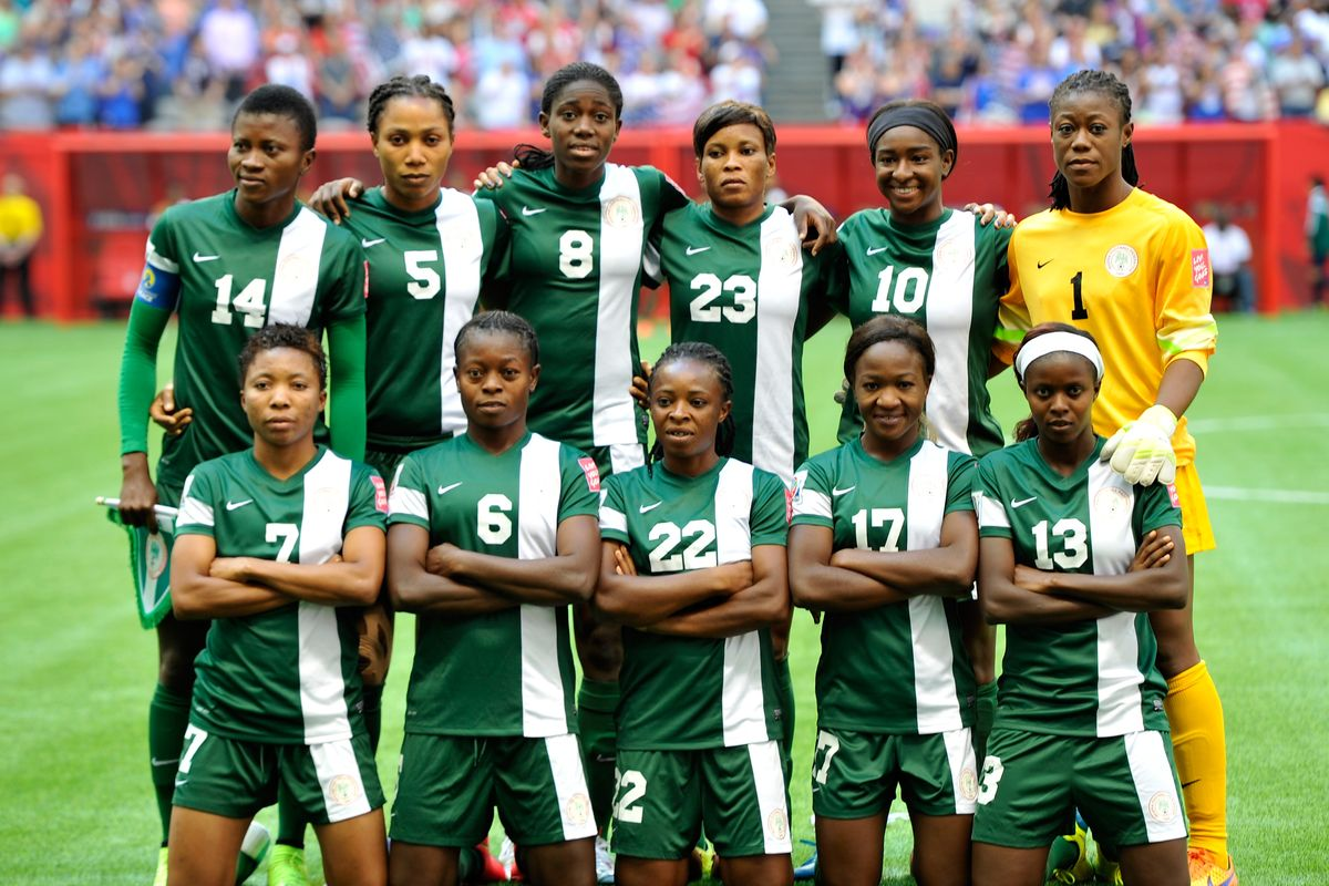 FIFA Ranking: Super Falcons end 2017 in top position
