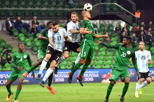 Udeze believes Super Eagles will soar in Russia