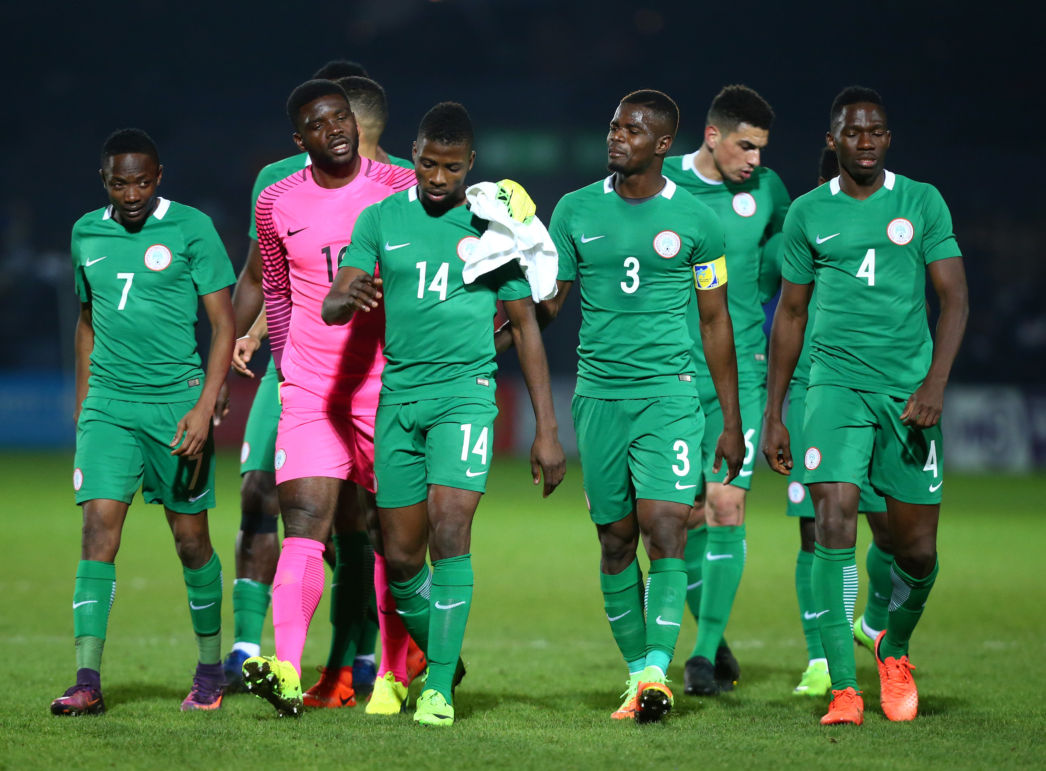 Chukwu blames NFF Scribe, others for Eagles point deduction