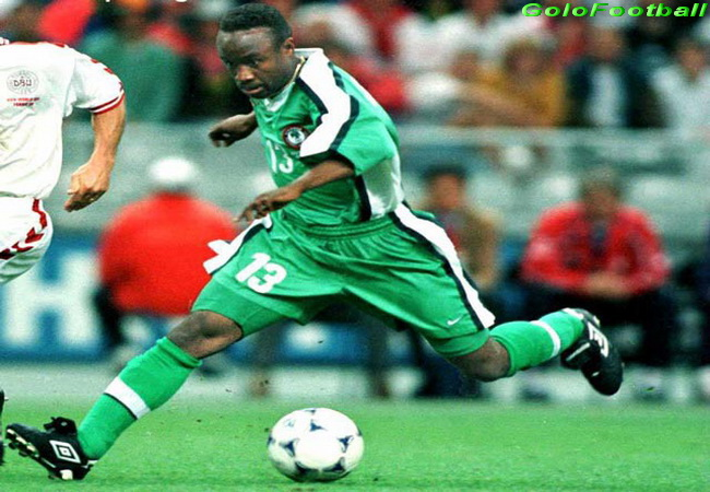 Babangida warns Eagles against underrating Croatia and Iceland