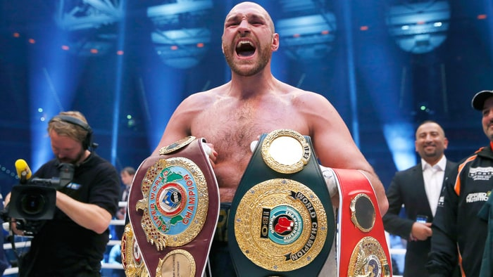 Tyson Fury fails to show up for his UK Anti-doping hearing