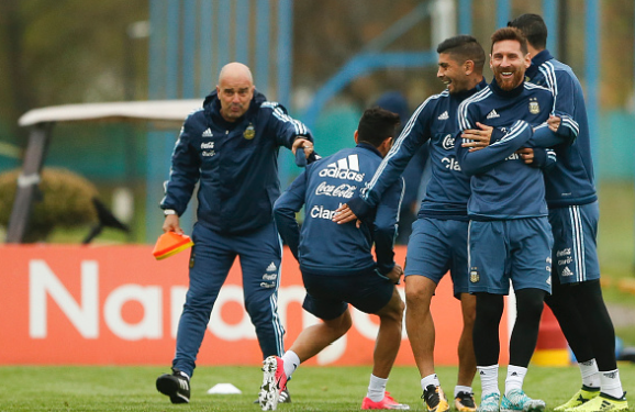 Argentina reveal Pre-World Cup camp Plans