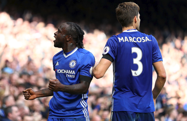 Victor Moses sets Goal Target, admits Chasing Alonso