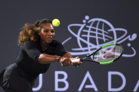 Serena Williams Explains defeat to Ostapenko