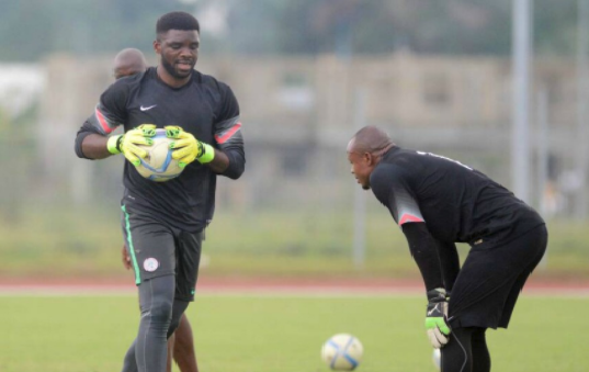 Ex-Eagles star rates Ezenwa, Akpeyi low, Laments absence of Enyeama