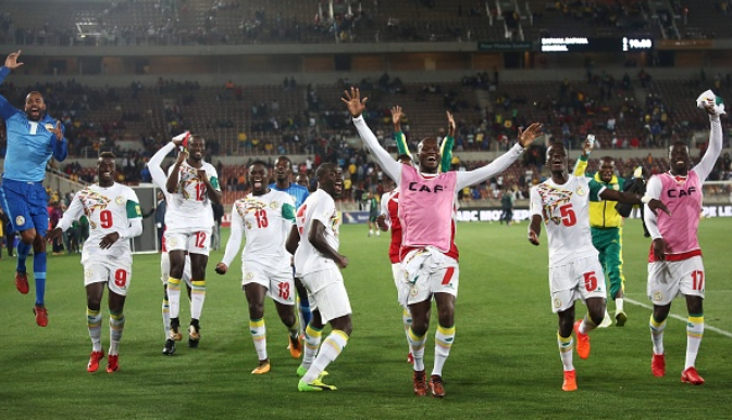 Senegal set Ambitious World Cup Target