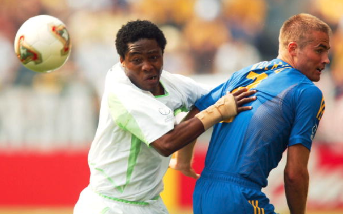 I saw Juju at work in football – Udeze