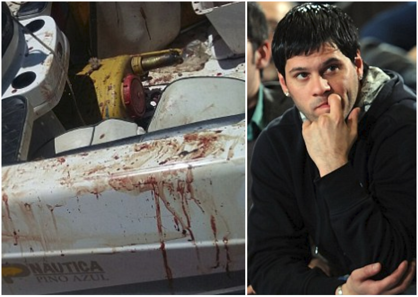 Bloody Boat! Messi's brother wanted by Police