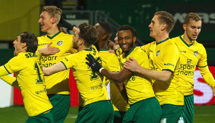 Fortuna Sittard go Goal gaga in 6-0 win