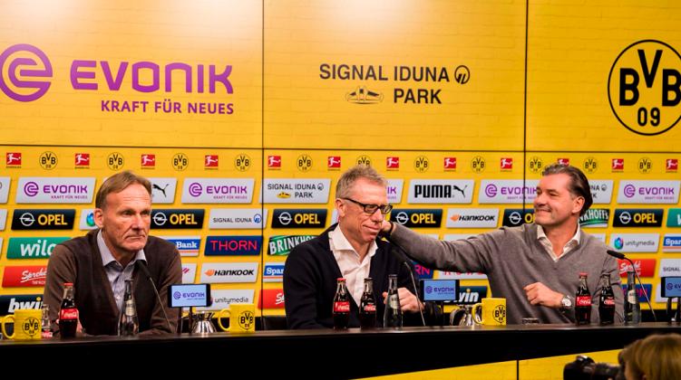 Dortmund sack Peter Bosz & appoint Peter Stoger