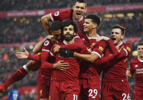 Pharaoh Mo Salah shines in controversial Merseyside Derby