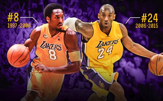 Kobe Bryant delivers Subliminal Response to 8 v 24 debate