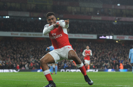 Iwobi on the verge of making History (Even King Kanu failed)