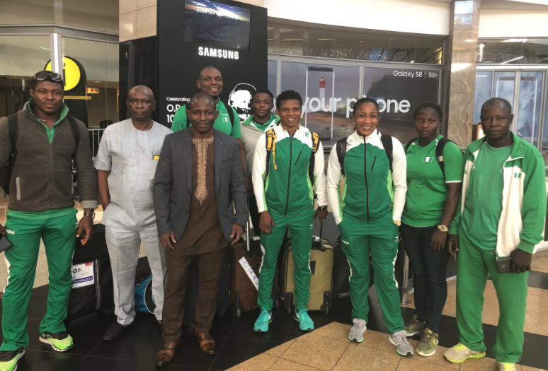 12th African Games: Daniel Igali reveals secret behind Nigerian Wrestlers success