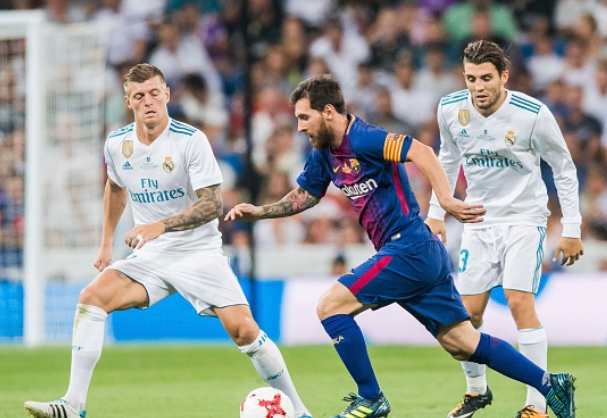 Ex Barca man Amuneke gives Real Madrid Tips on Stopping Messi in El Clasico