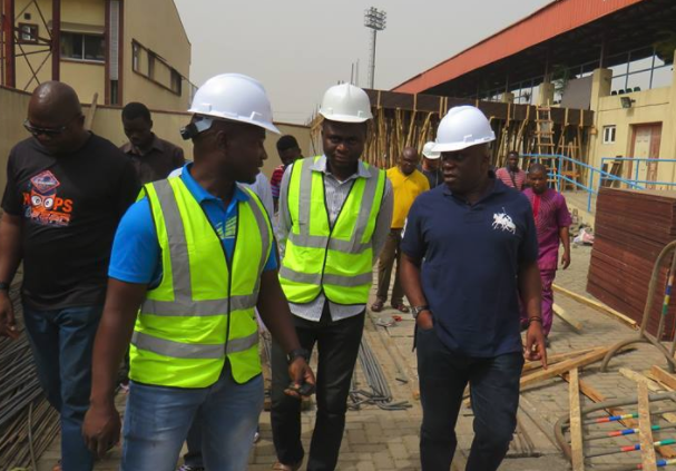Agege Stadium Upgrade still on Course – Tinubu