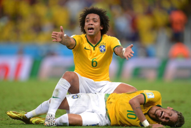 How My World Cup Dream Ended – Neymar