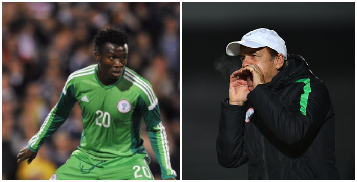 Igiebor Fires back at 'LYING' Rohr