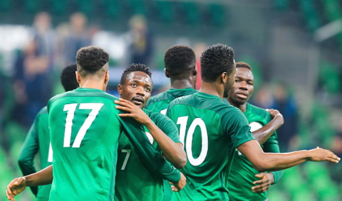 Russia, Other teams still Stunned over Nigeria's  win against Argentina