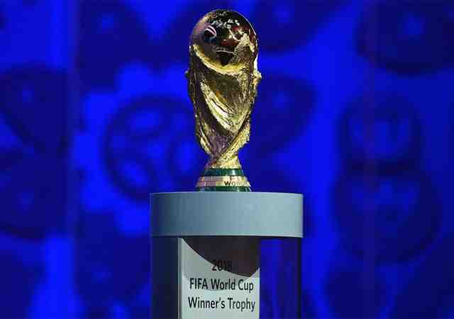 Final World Cup Draw: Nigeria meets Argentina again
