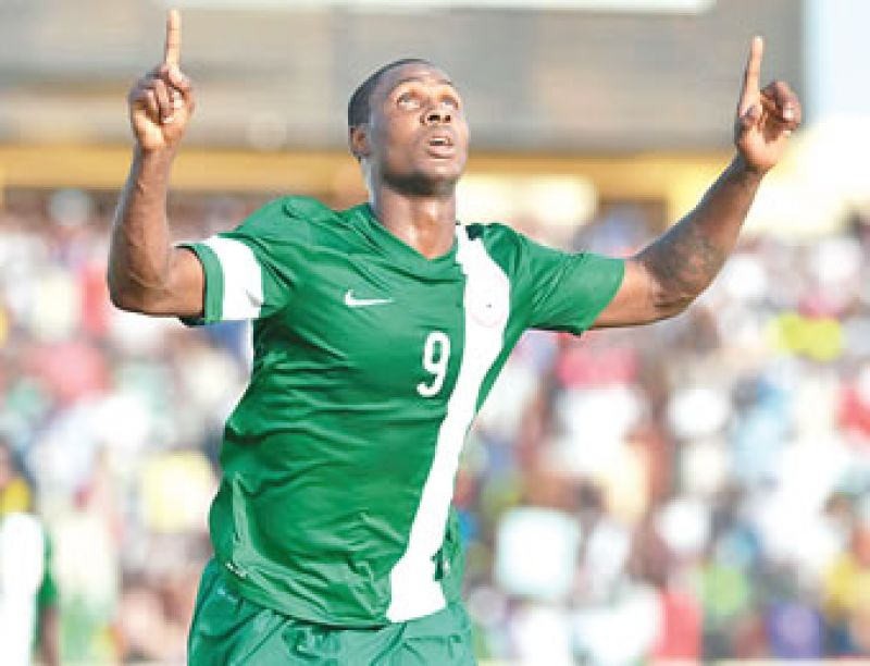 Odion Ighalo-Super Eagles