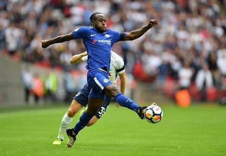 Nigeria's Victor Moses stars in Chelsea win over Newcastle