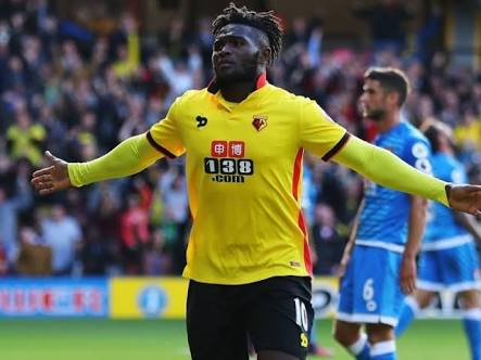 Isaac Success finally set for Watford return after injury spell