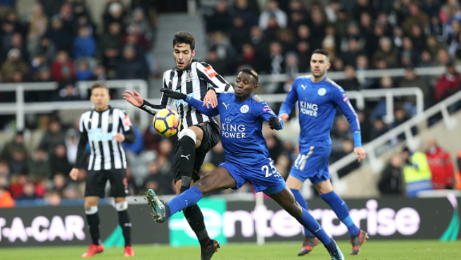 Ndidi unleashed the Monster vs Newcastle, wins MOTM